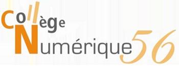 Logo de Collège Numérique 56